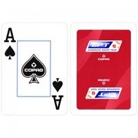 Speelkaarten - Copaq EPT Poker (Rood)-2