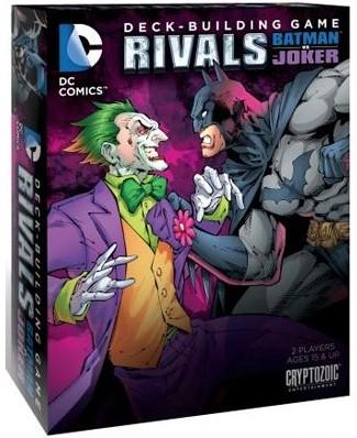 DC Comics Deck Building Game - Rivals Batman vs The Joker-1
