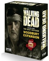 The Walking Dead - The Best Defense Woodbury Expansion
