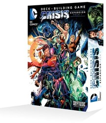 DC Comics Deck Building Game - Crisis Expansion Pack 1