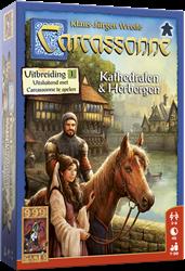 Carcassonne - Kathedralen & Herbergen