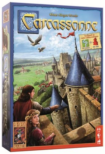 Carcassonne (Nieuwe Editie)-1