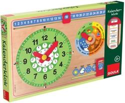 Kalenderklok Rechthoekig