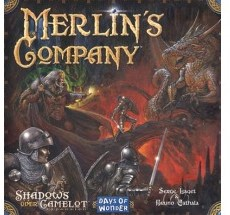 Shadows over Camelot - Merlin