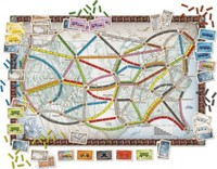 Ticket To Ride (Engels)