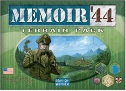 Memoir '44 ext. 1 Terrain Pack
