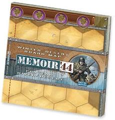 Memoir '44 ext. 3 Winter/ Desert Board