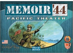 Memoir '44 ext. 4 Pacific Theater