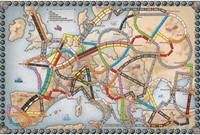 Ticket To Ride Europe (Engels)-2