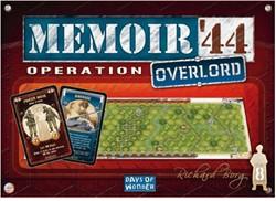 Memoir '44 ext. 6 Operation Overlord