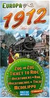 Ticket To Ride - Europa 1912 Uitbreiding