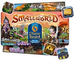 Small World 6-Player Board