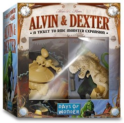 Ticket To Ride - Alvin & Dexter Uitbreiding