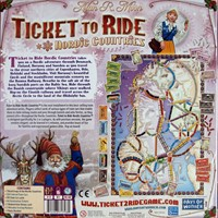 Ticket To Ride - Nordic Countries-2
