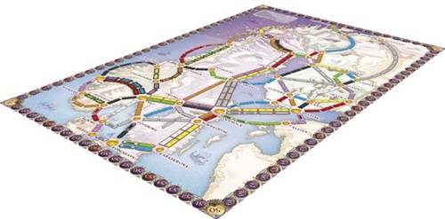 Ticket To Ride - Nordic Countries-3