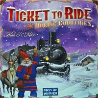Ticket To Ride - Nordic Countries-1