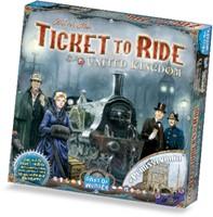 Ticket To Ride - United Kingdom Uitbreiding