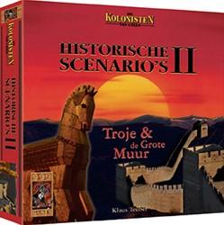 De Kolonisten van Catan: Historische Scenario's II