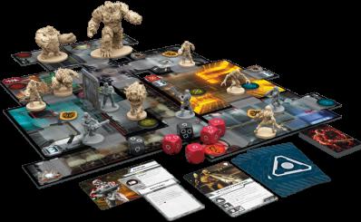 Doom - Bordspel-2