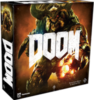 Doom - Bordspel-1