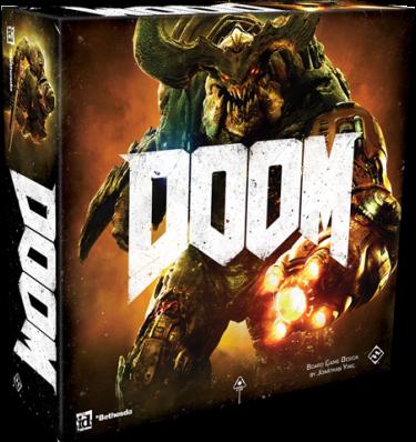 Doom - Bordspel
