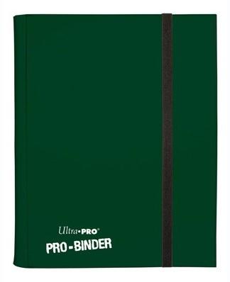Pro-Binder - Dark Green