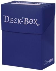 Deckbox Solid Blauw