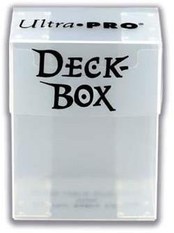 Deckbox Transparant