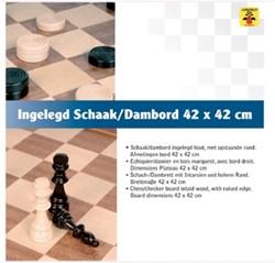 Dam & Schaakbord Luxe