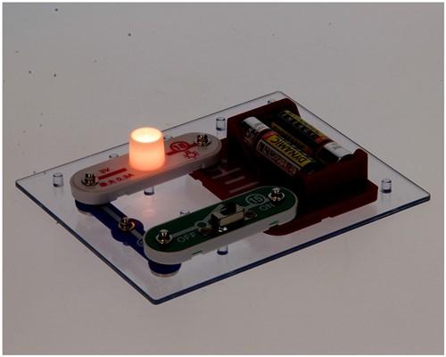 Elektro Bouwset - Lamp-2