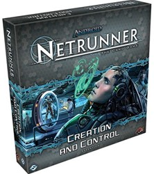Android Netrunner LCG Creation and Control Expansie