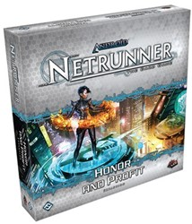 Android Netrunner LCG Honor and Profit Expansion