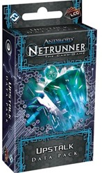 Android Netrunner LCG Upstalk Data Pack
