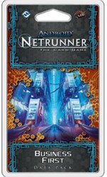Android Netrunner - Business First Data Pack