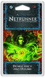 Android Netrunner - Democracy and Dogma Data Pack