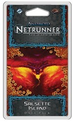 Android Netrunner - Salsette Island Data Pack