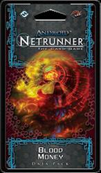 Android Netrunner - Blood Money Data Pack