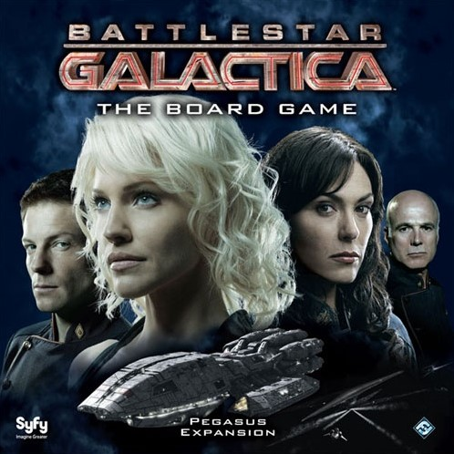 Battlestar Galactica Pegasus Expansion-1