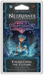 Android Netrunner - World Champion Corp Deck