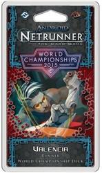Android Netrunner LCG World Champion Runner Deck