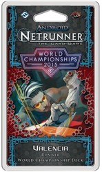 Android Netrunner - World Champion Runner Deck