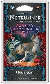 Android Netrunner - World Champion Runner Deck