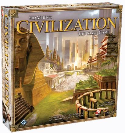 Civilization (Engels) (Open geweest)
