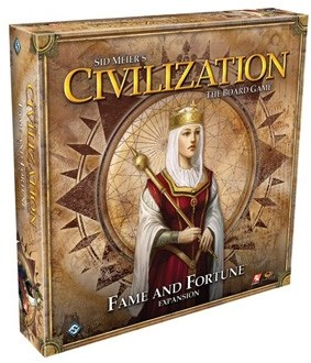 Civilization Fame and Fortune Uitbreiding