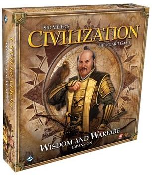 Civilization Wisdom and Warfare Expansion