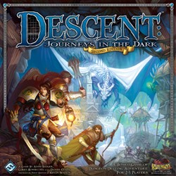 Descent Journeys In The Dark - 2nd Edition