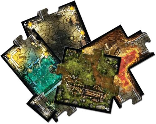 Descent Journeys In The Dark - 2nd Edition-2