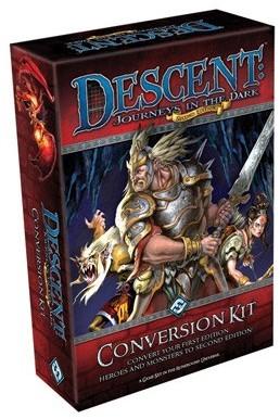 Descent Journeys In The Dark - Conversion Kit