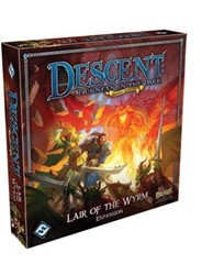 Descent Journeys In The Dark - Lair Of The Wyrm Expansion