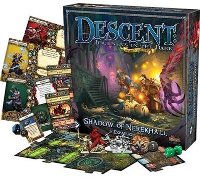Descent Journeys In The Dark - Shadow Of Nerekhall Expansion